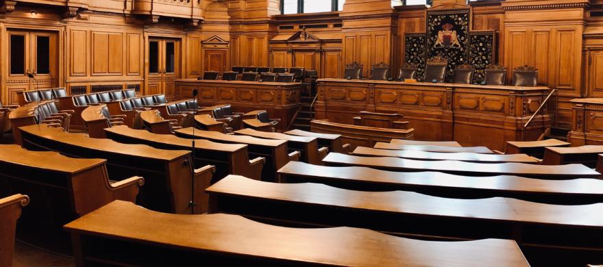 Le parlement de Hambourg - Le Spectateur du Nord - Arthur Devriendt - octobre 2019